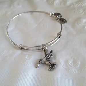 Alex & Ani Hummingbird Bracelet